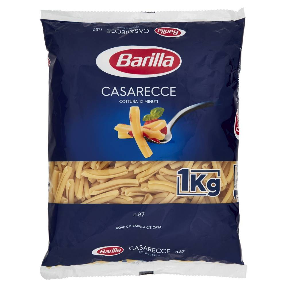 BARILLA 087 CASARECCE KG1