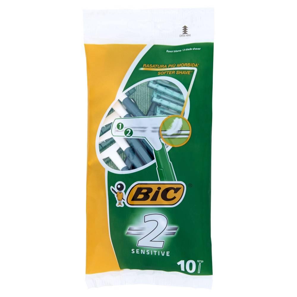 BIC EASY2 SENSITIVE X10