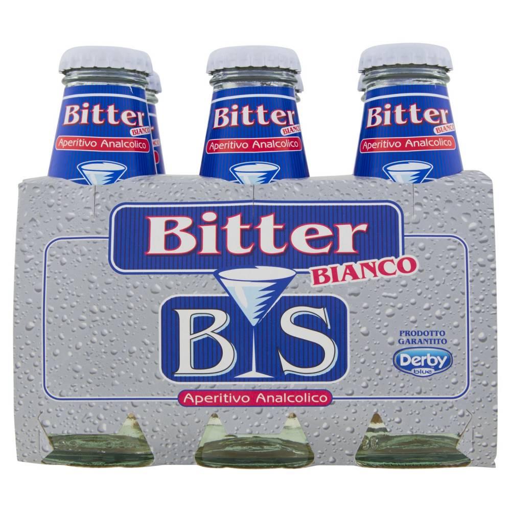 BS BITTER ML. 100X6 BIANCO