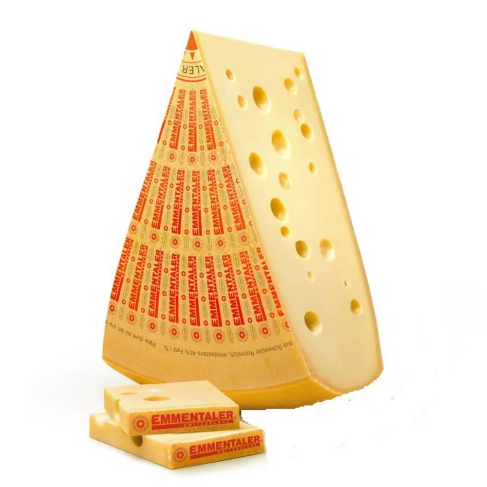 Emmentaler svizzero dop 100 grammi