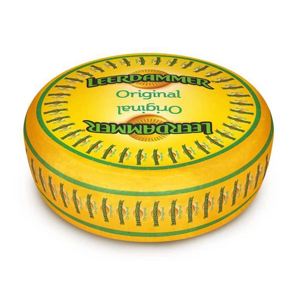Formaggio leerdammer 100 grammi