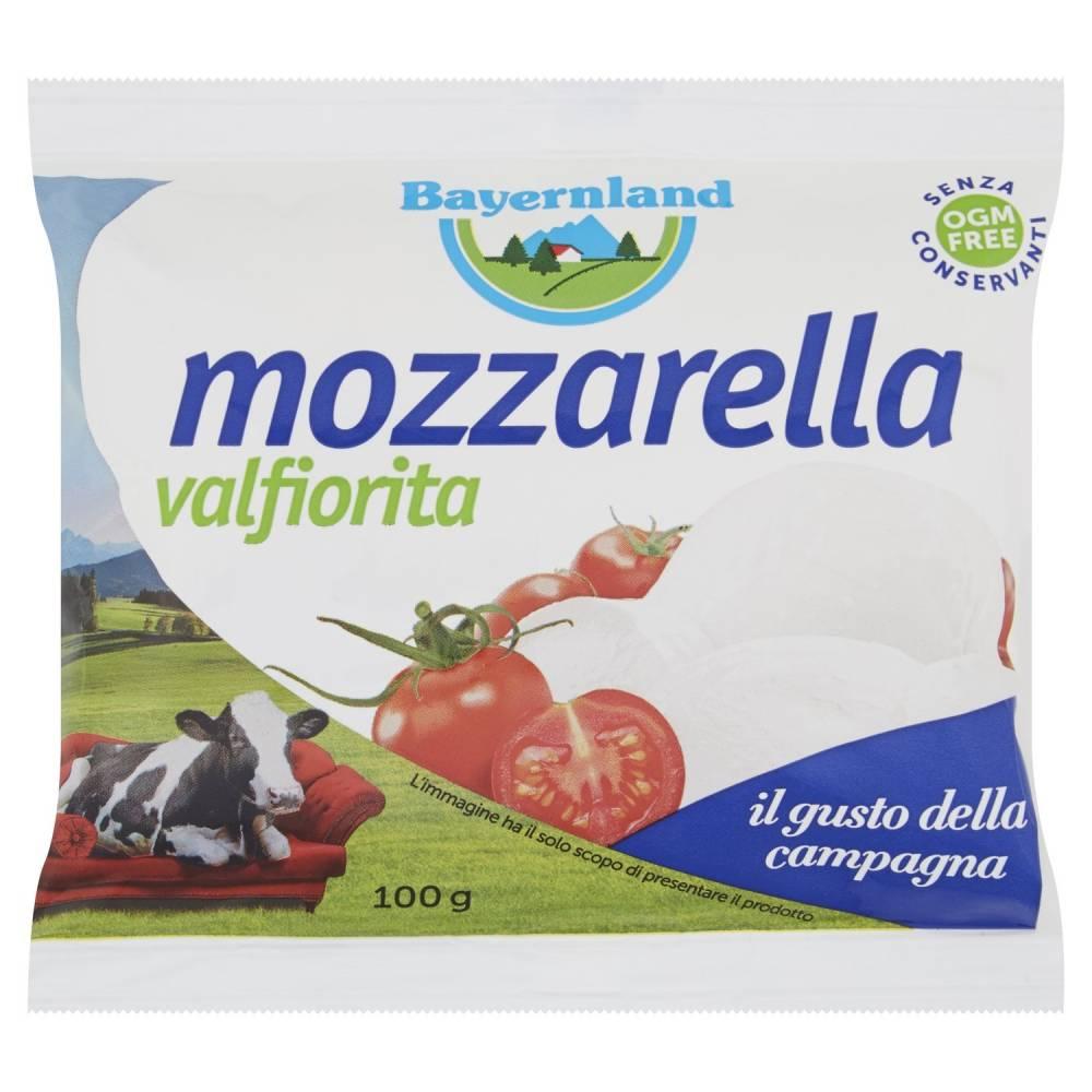BAYERNLAND MOZZARELLA VALFIORITO g100