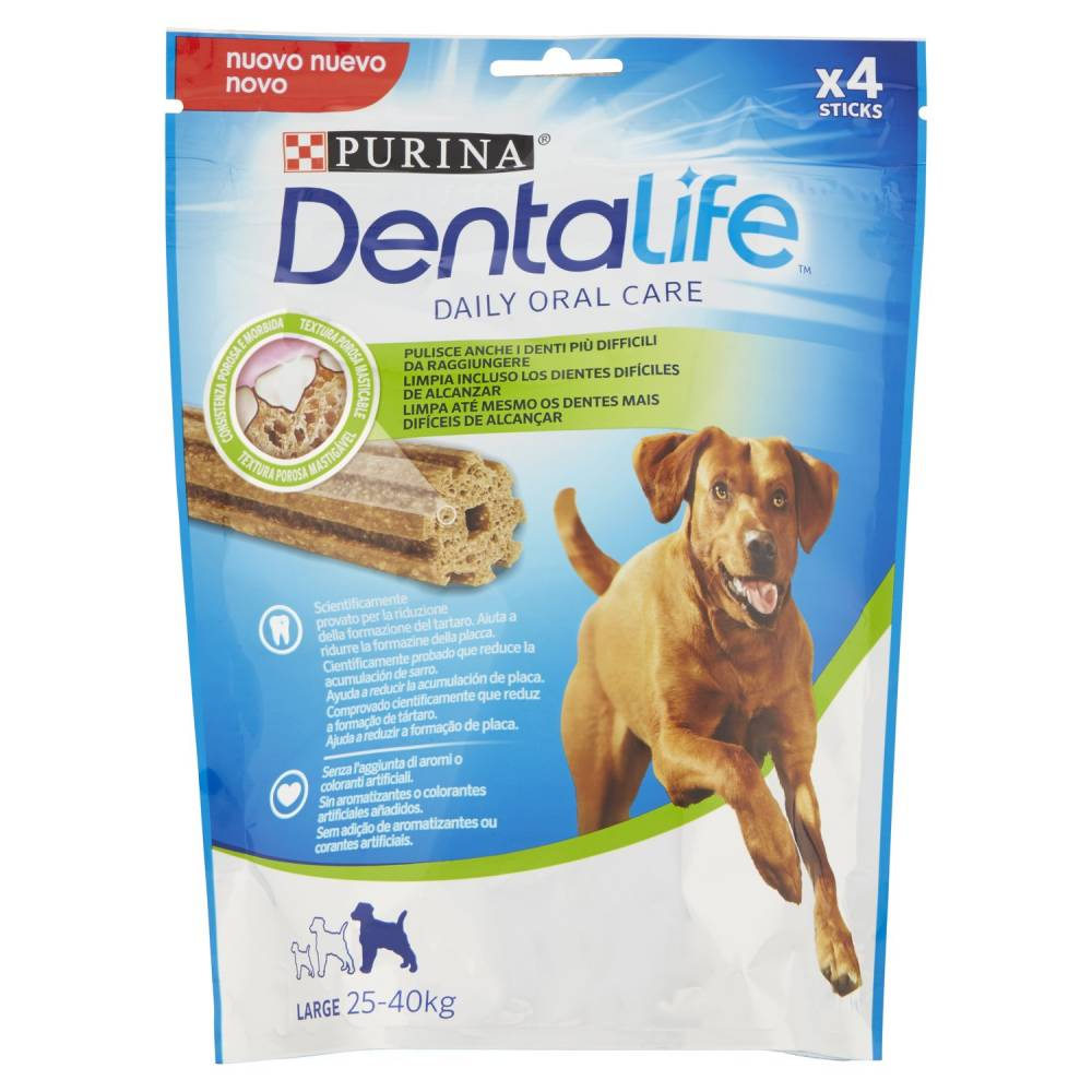 PURINA DENTALIFE LARGE GR.142