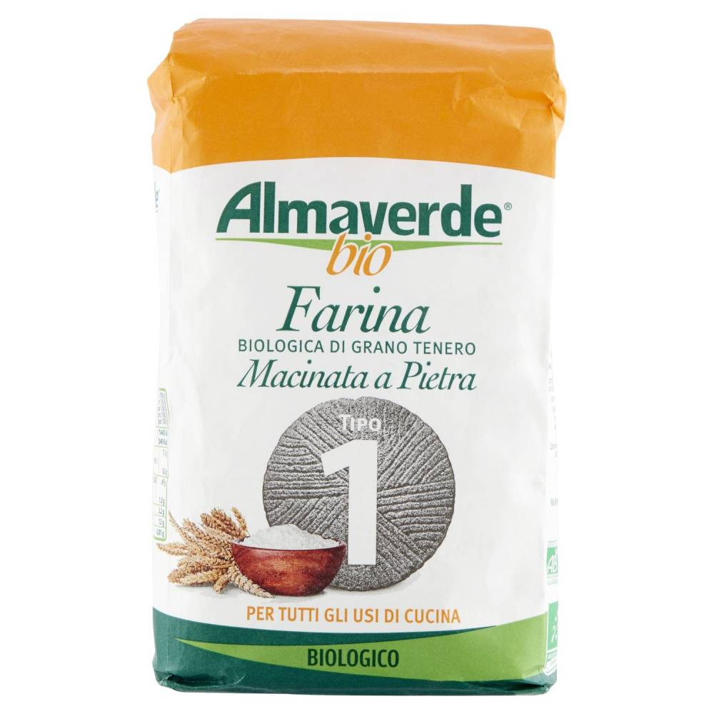 ALMAV.BIO FAR.GR.TEN.TP1 KG.1