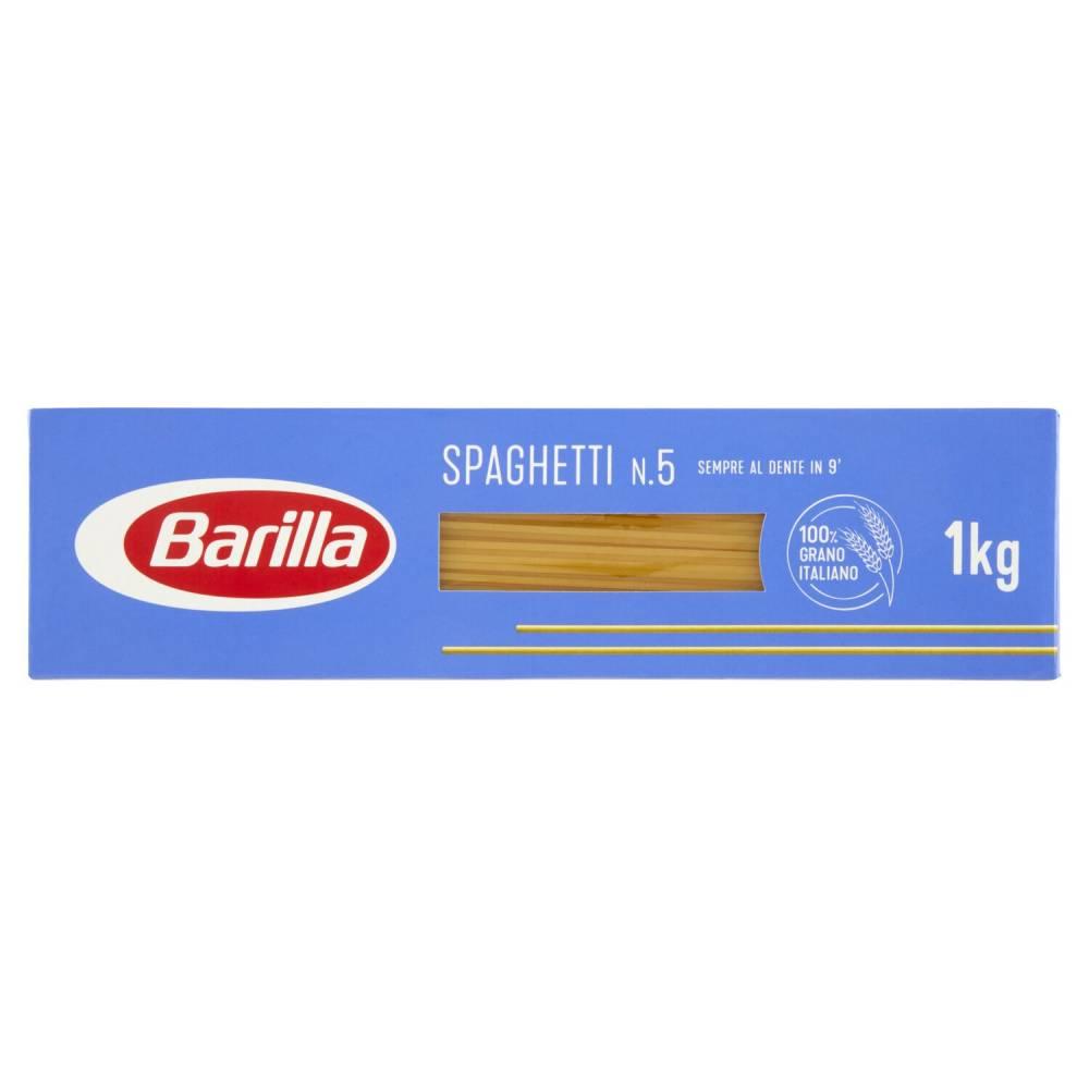 BARILLA 005 SPAGHETTI KG1