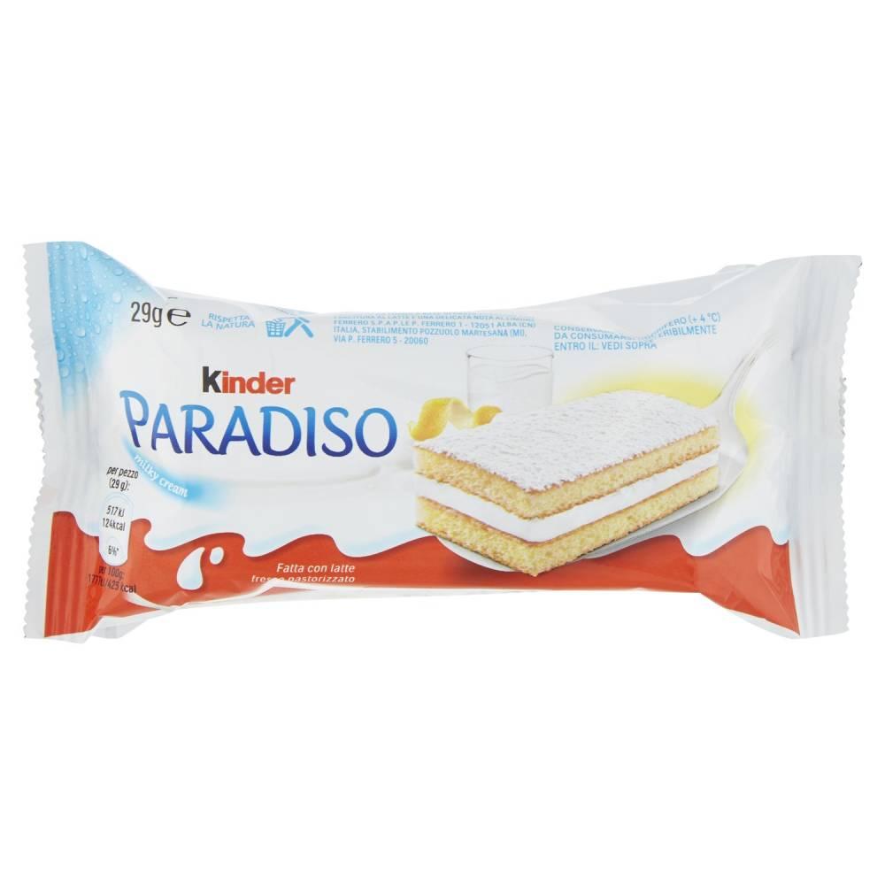 KINDER PARADISO T4 GR116