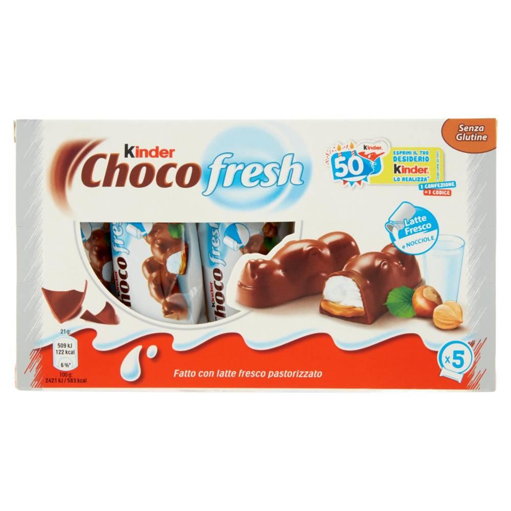 KINDER CHOCO FRESH T5 GR105