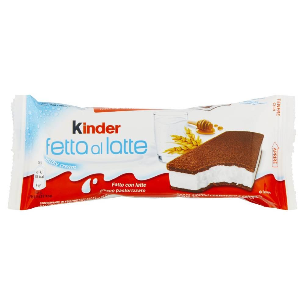 KINDER FETTA LATTE T5 GR140