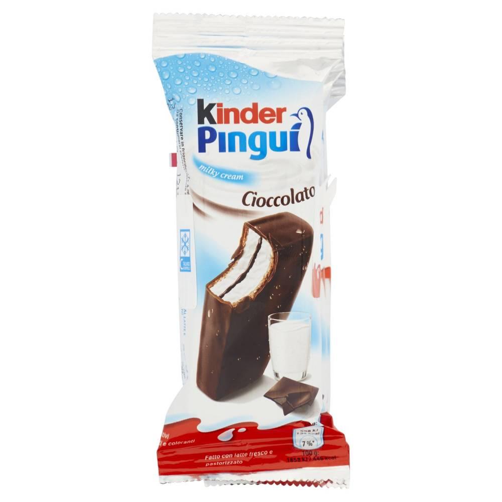 KINDER PINGUI CACAO T.4