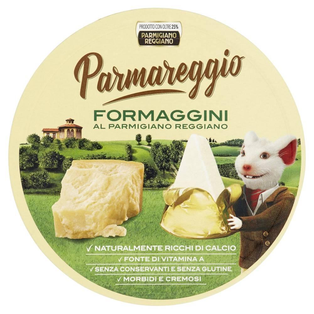 PARMAREGGIO FORMAGGINI GR.140