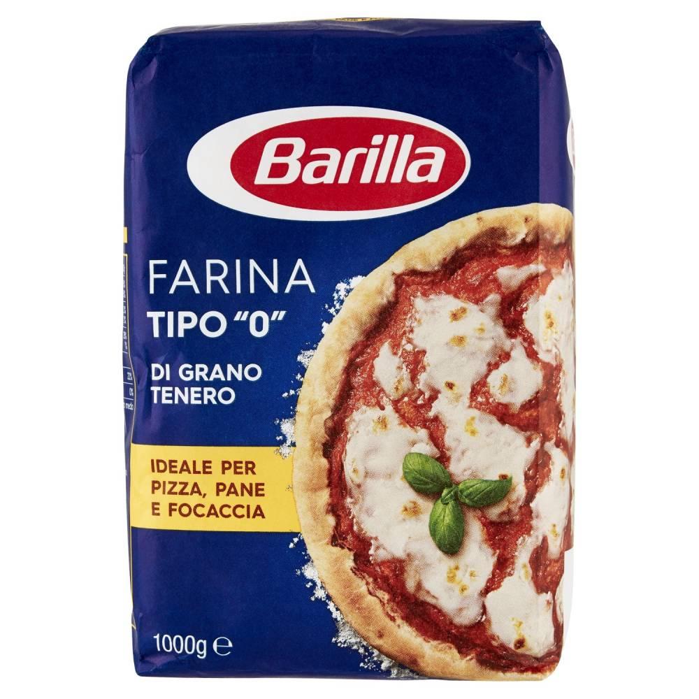 BARILLA FARINA 0 KG1