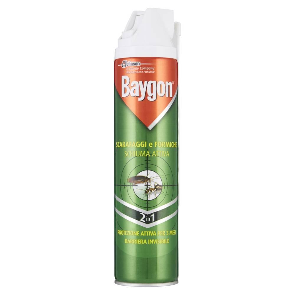 BAYGON SCHIUMA ATTIVA SCAR&FOR