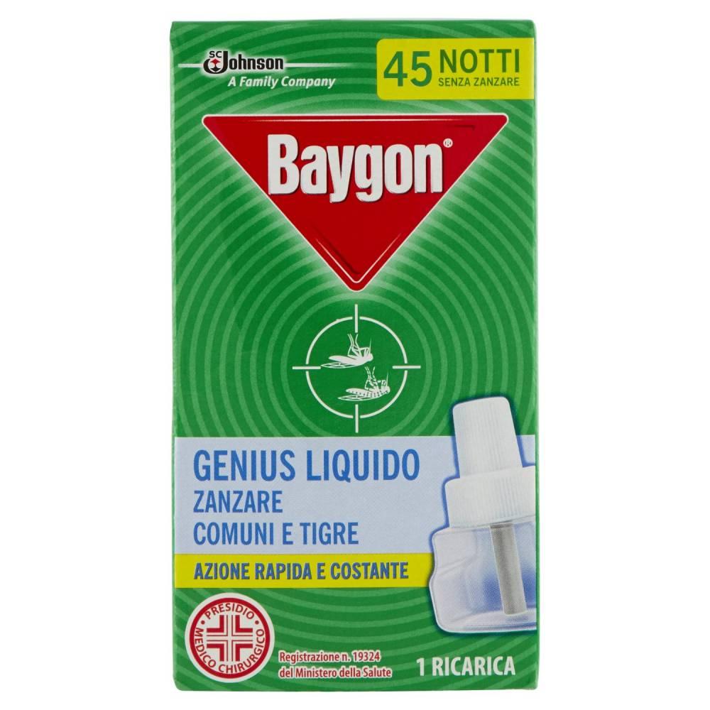 BAYGON GENIUS LIQUIDO RICARICA