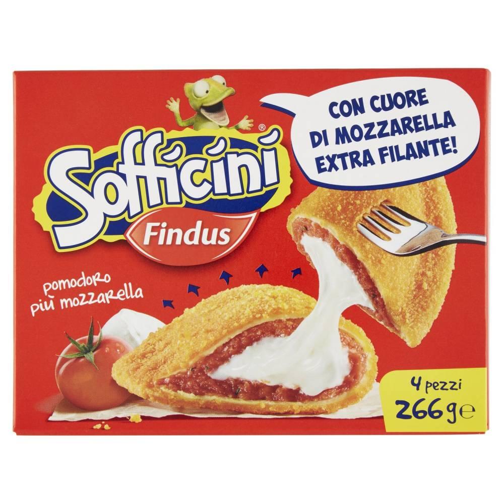FINDUS SOFF.POM/MOZZ.GR.266