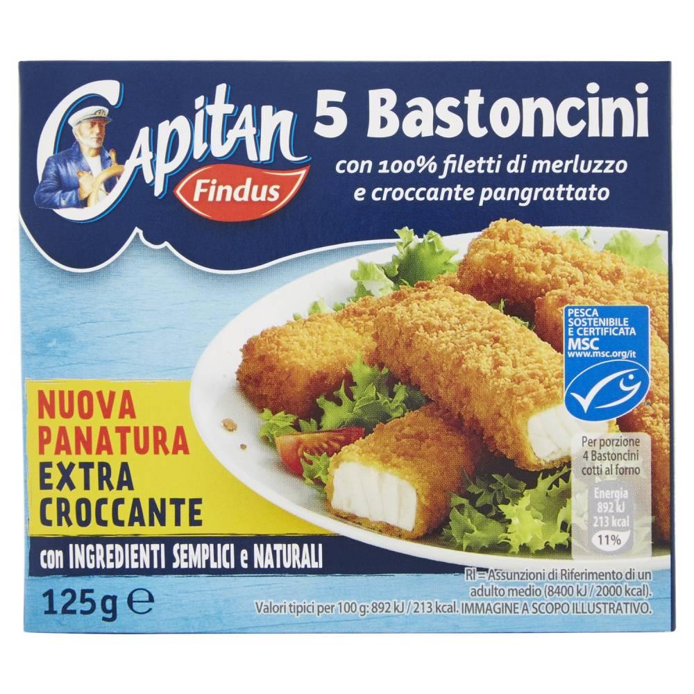 FINDUS BASTONCINI X5 GR125