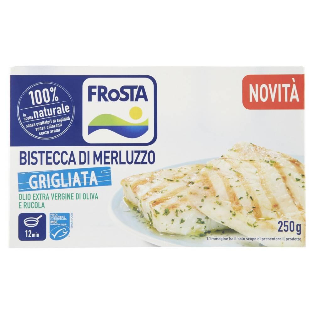 FROSTA BISTECCA DI MERL.GR.250