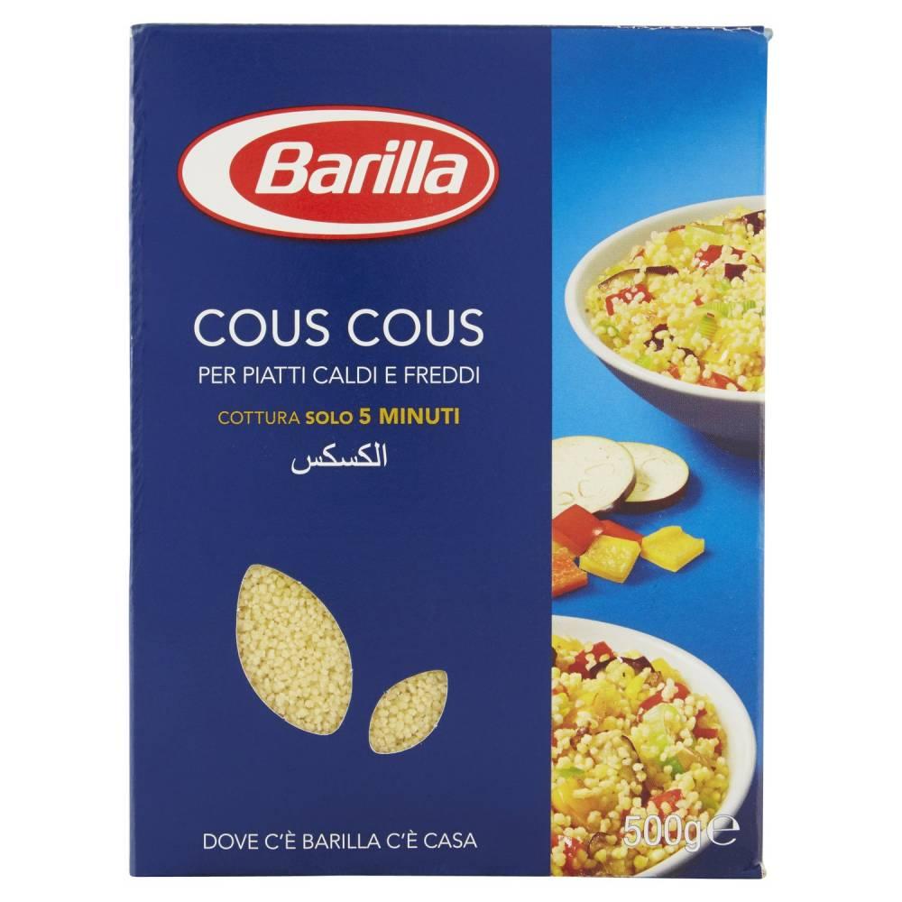 BARILLA COUS COUS GR500