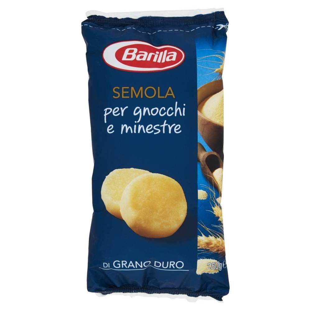 BARILLA SEMOLINO GR250