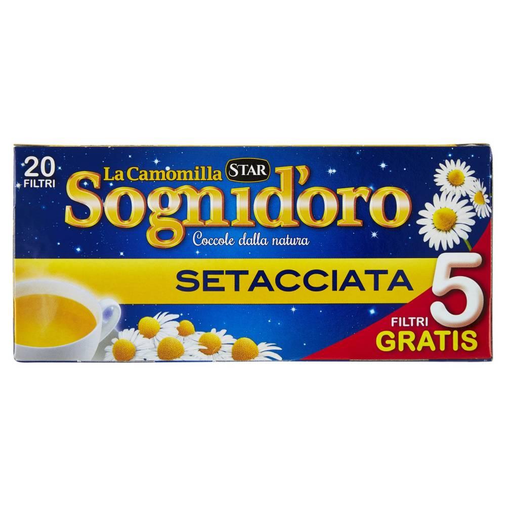 SOG.DORO CAMOMILLA SETAC.15+5