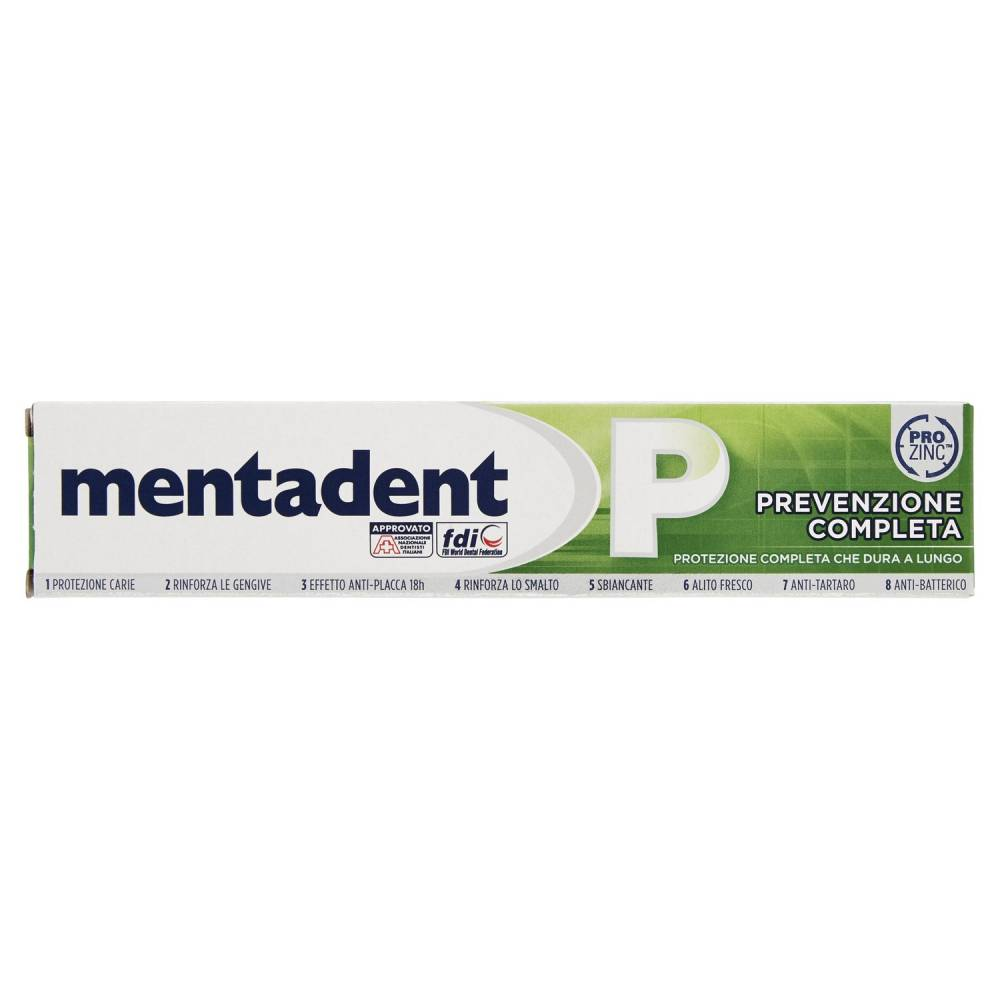 MENTADENT DENTIFRICIO ml.75