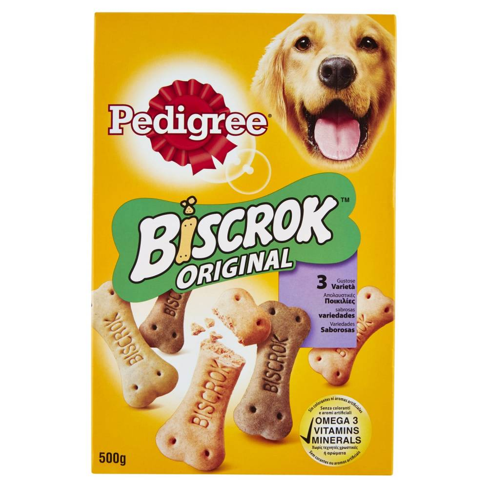PEDIGREE BISCROCK GR500