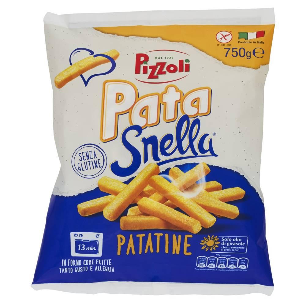 PIZZOLI PATASNELLA GR.750